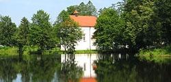 Kościół Na Wyspie pw. św. Jana Nepomucena w Zwierzyńcu