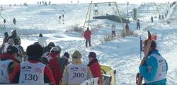 Wyciąg narciarski w Krasnobrodzie