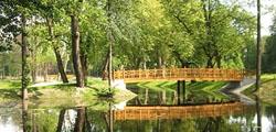 Zwierzyńczyk - park w Zwierzyńcu